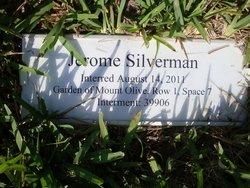 Jerome Silverman