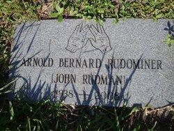 Arnold Bernard Rudominer