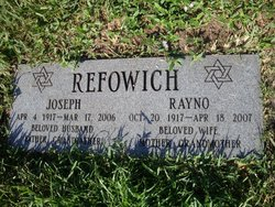 Rayno Refowich