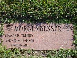 "Leonard ""Lenny"" Morgenbesser"