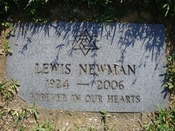 Lewis Newman
