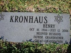 Henry Kronhaus