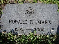 Howard D Marx