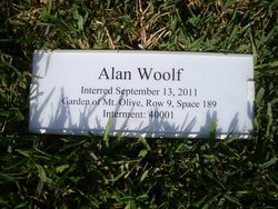Alan Woolf