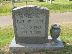 Laverne <I>Burns</I> Keen