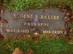 Eugene Stickle Baxter