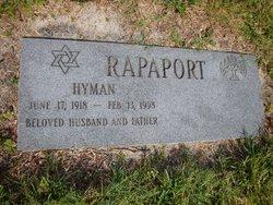 Hyman Rapaport