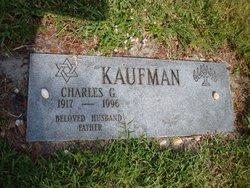 Charles G Kaufman