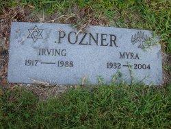 Myra Pozner