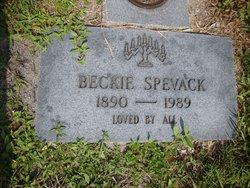Beckie Spevack