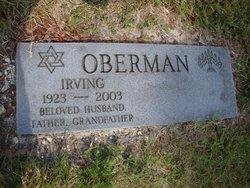 Irving Oberman