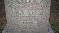 John Kissinger