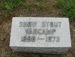 Snow <I>Stout</I> Vancamp