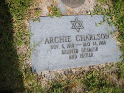 Archie Charlson