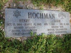 Sadie Hochman