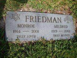 Monroe Friedman