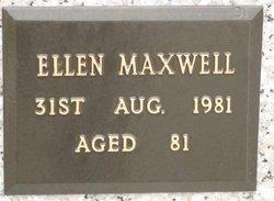 Ellen Maxwell