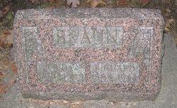 Frida <I>Wirth</I> Braun