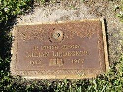 Lillian Lindecker