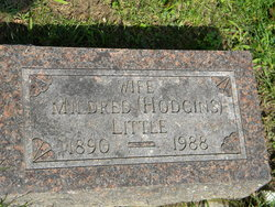 Mildred J <I>Hodgins</I> Little