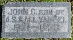 John C. Vaupel