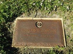 Edward D Morgan