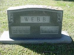 Mary Louise Webb