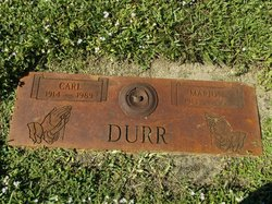 Marion <I>Connolly</I> Durr