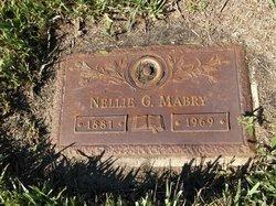 Nellie G Mabry