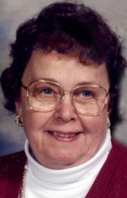 Mary Louise <I>Scharf</I> Sanford