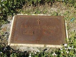 F Blanche Liniger