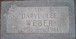 Daryl Lee Weber