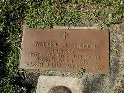 Walter S Green