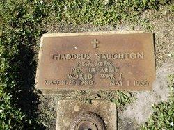 Thaddeus Naughton