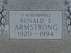 Ronald E. Armstrong