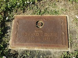 Howard J Durie