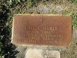 Emil E Huber