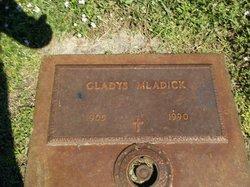 Gladys Mladick