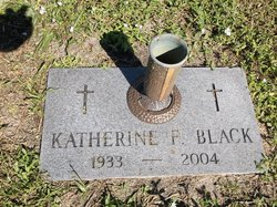 Katherine F Black