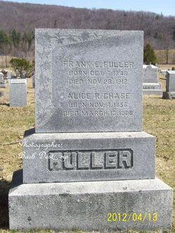 Frank E Fuller
