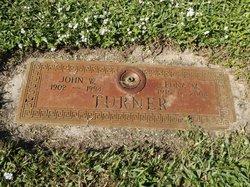 Edna M Turner