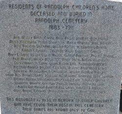 Randolph Children's Home