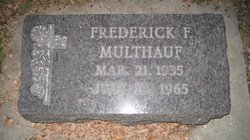 Frederick F. Multhauf