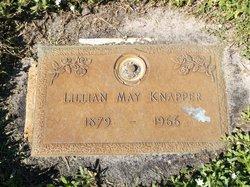 Lillian May <I>Craven</I> Knapper
