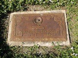 Anton M Lindquist