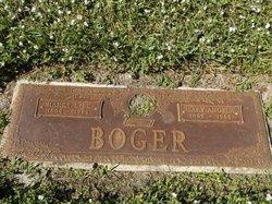 Harry Edgar Boger, Sr