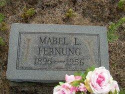 Mabel <I>Lines</I> Fernung