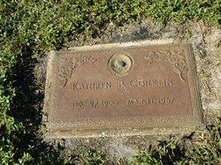 Kathryn B Conklin