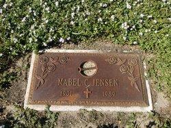Mabel C Jensen