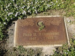 Fred H Henderson